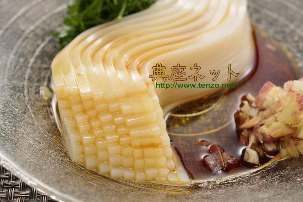 涼やか豆乳滝川豆腐