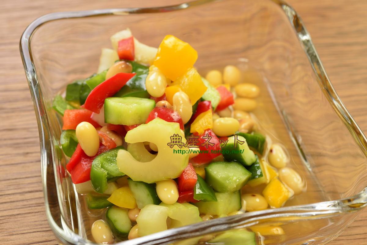 節分豆のピクルス