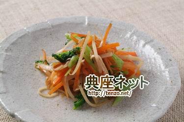 残菜の炒めもの
